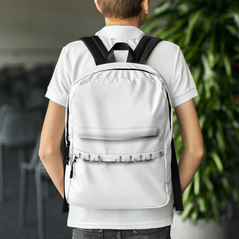 Space the Final Frontier - Backpack