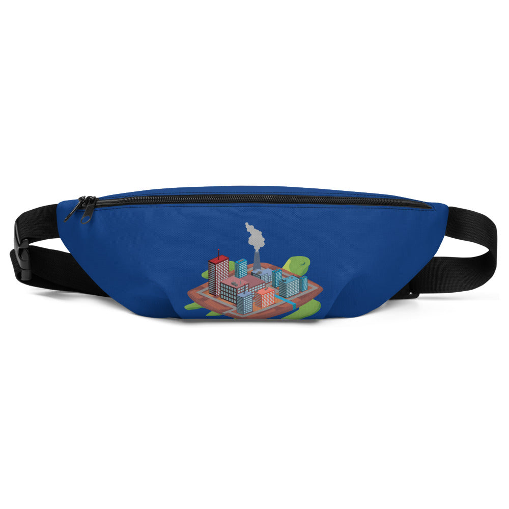 Factory Turtle Island - Fanny Pack