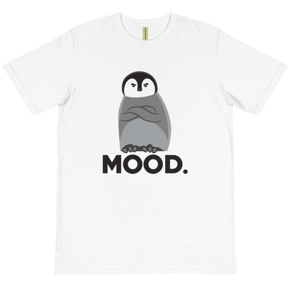 Judgemental Penguin - Organic T-Shirt
