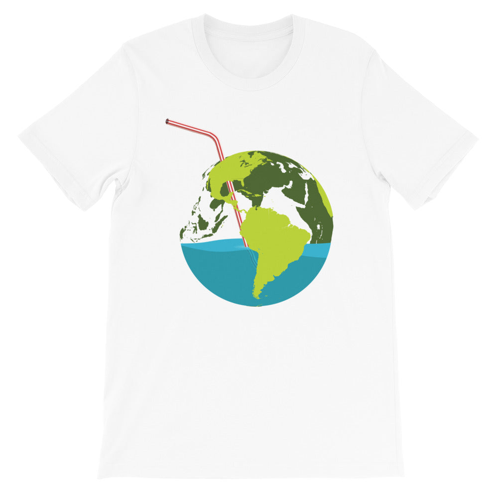 Sip of Earth - Short-Sleeve Unisex T-Shirt