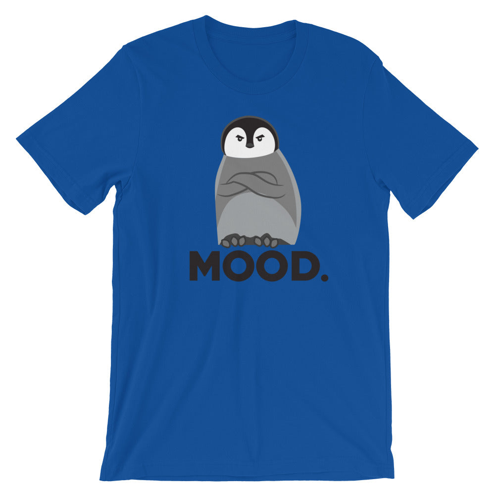 Judgemental Penguin - Short-Sleeve Unisex T-Shirt
