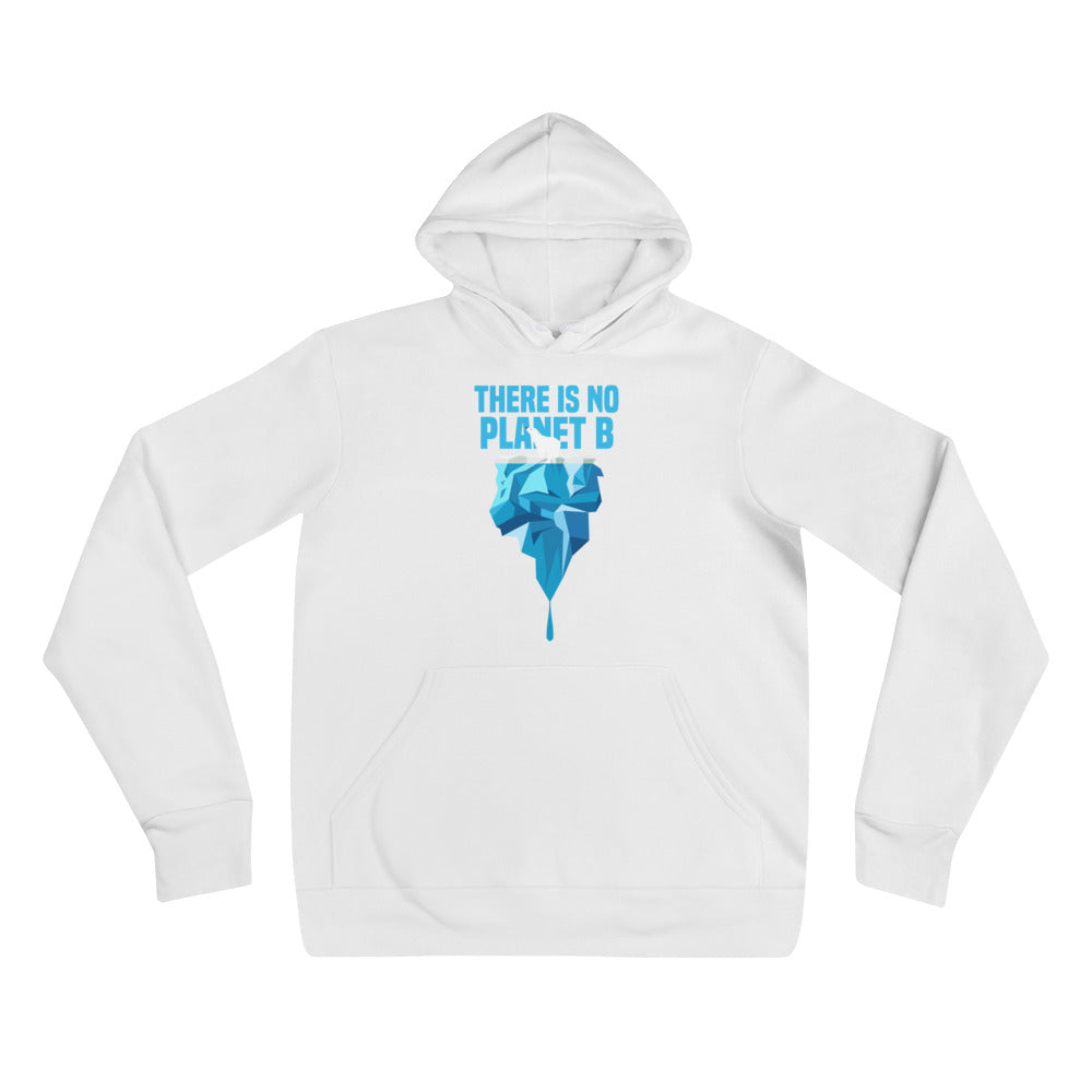There is no Planet B - Polar Bear - Unisex hoodie