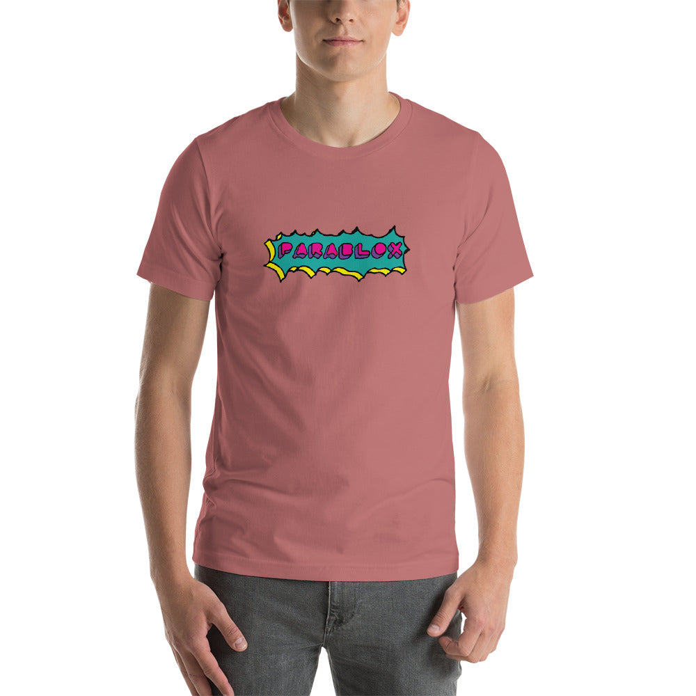 Parablox | Zack & Aaron | Short-Sleeve Unisex T-Shirt