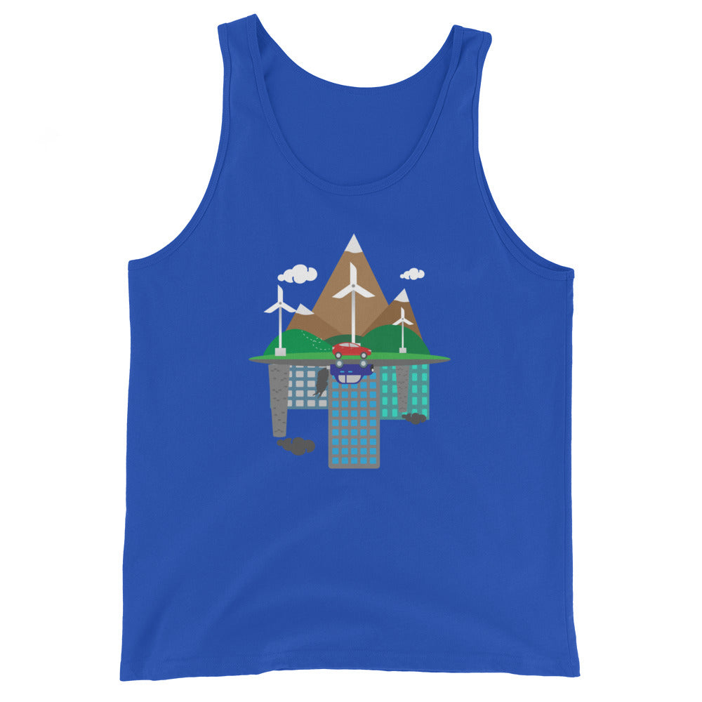 EV Reflections - Unisex  Tank Top