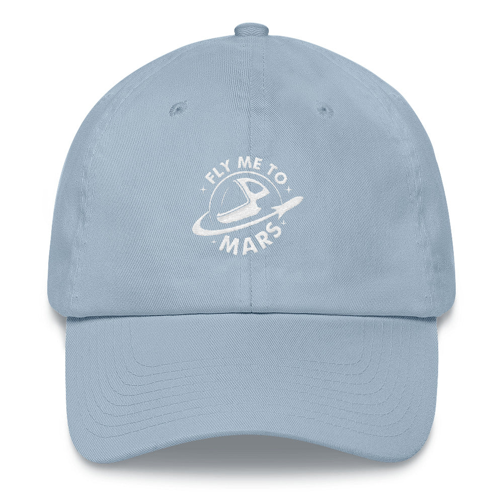 Fly Me To Mars - Dad hat