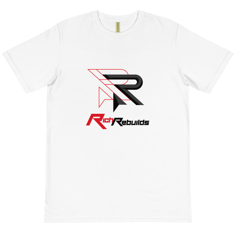 Rich Rebuilds - Organic T-Shirt