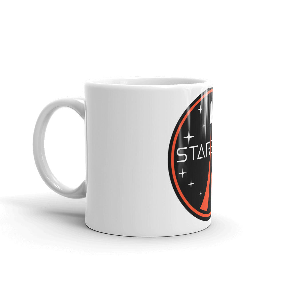 Starship Patch Design - Mug