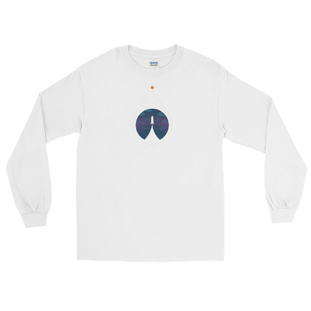 Voyage to Mars - Long Sleeve T-Shirt
