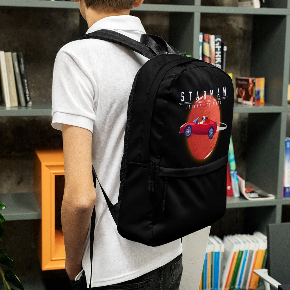 Starman - Journey to Mars - Backpack