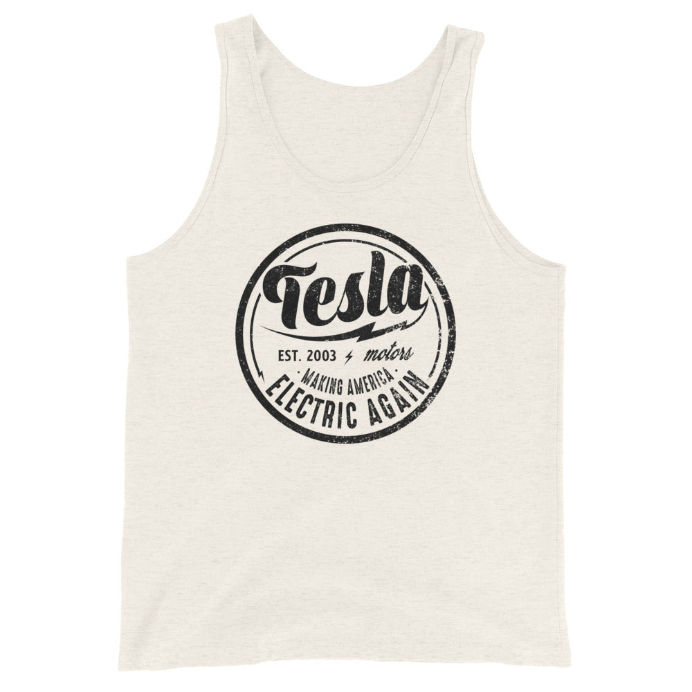 Make America Electric Again - Unisex  Tank Top