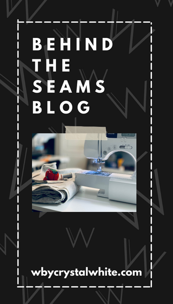 Welcome to Behind the Seams Blog!