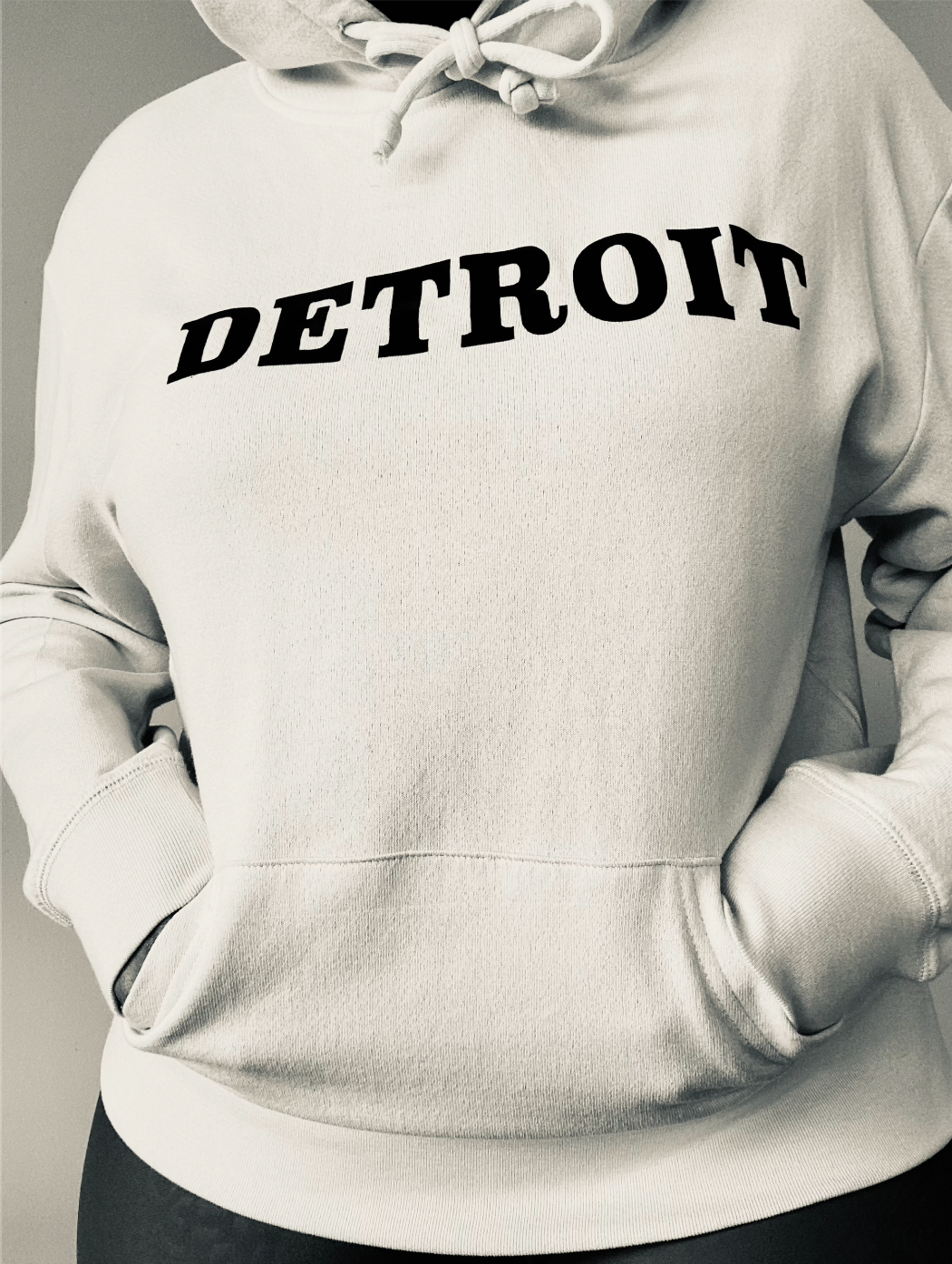 Detroit Luxury French Terry Hoodie (UNISEX)