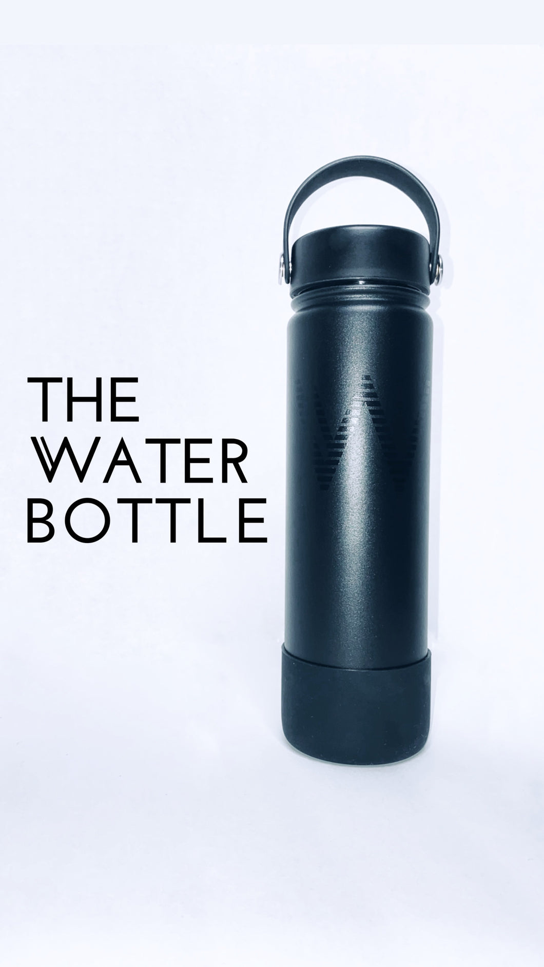 The Water Bottle - 21oz Double Wall Stainless Steel **SHIPS FREE**