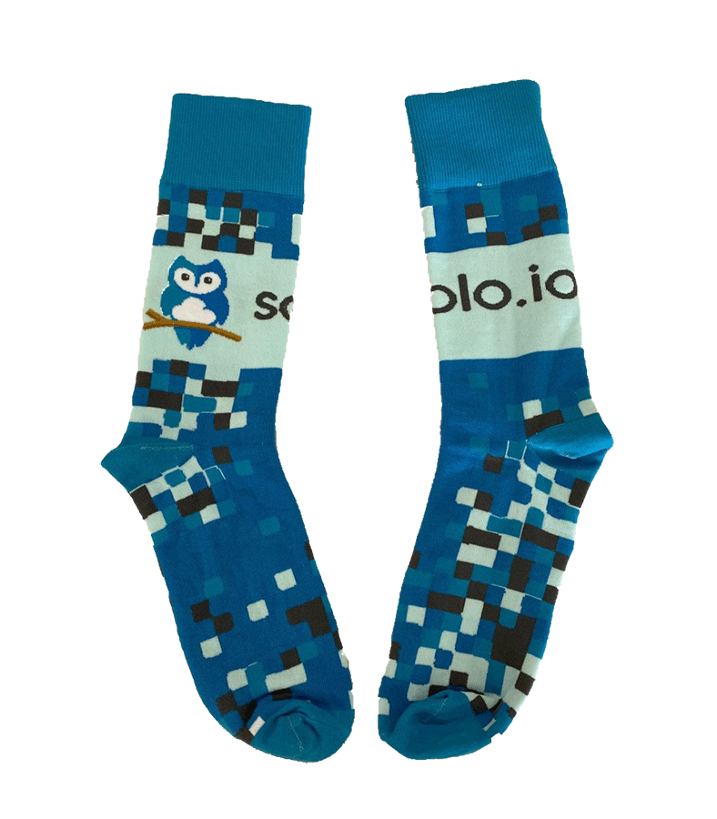The Solo Limited Edition Style 4 Sock