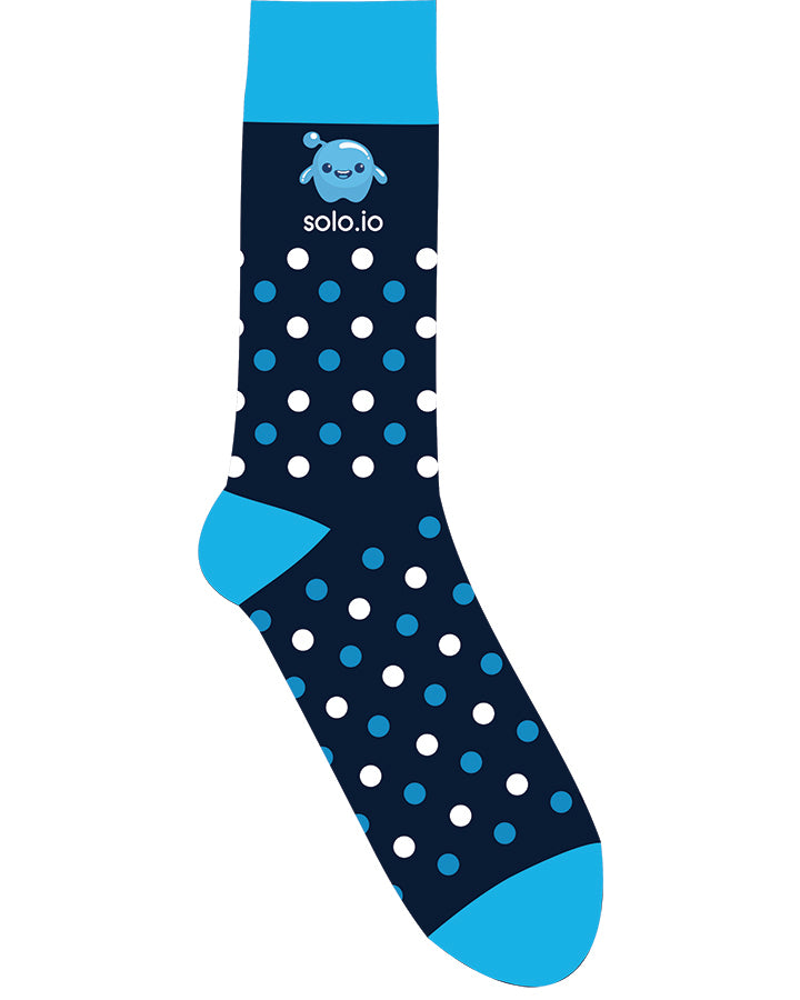 The Solo Limited Edition Style 3 Sock