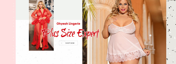 Ohyeah Plus Size Lingerie Brand Story