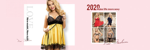 Ohyeah Plus size new arrivals ladies sexy babydoll lingerie sleepwear