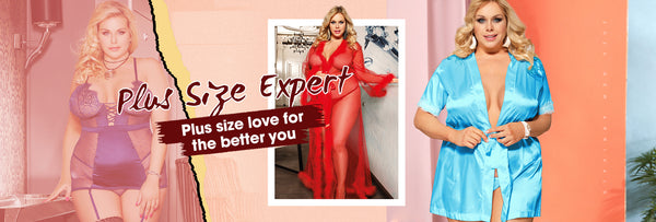 Ohyeah Plus Size Lingerie, Plus Size Love For Better You