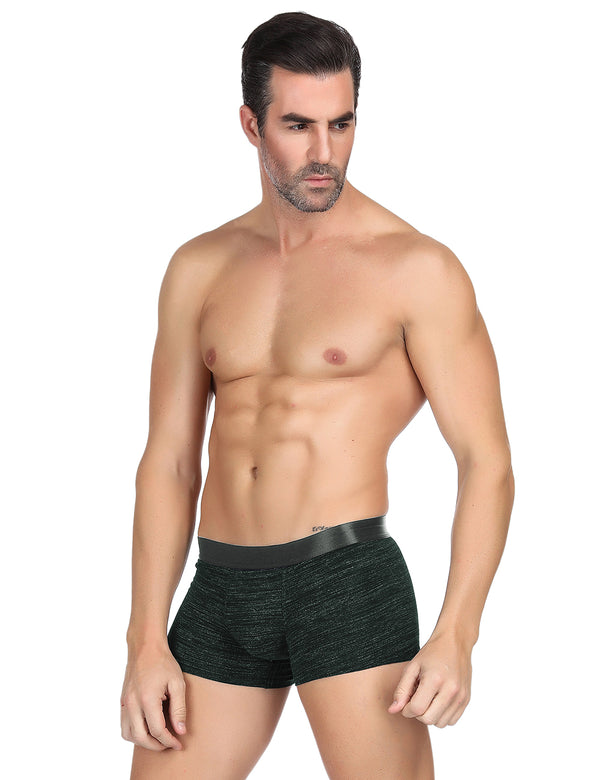High Quality Comfy Solid Color Modal Cotton Men Underwear