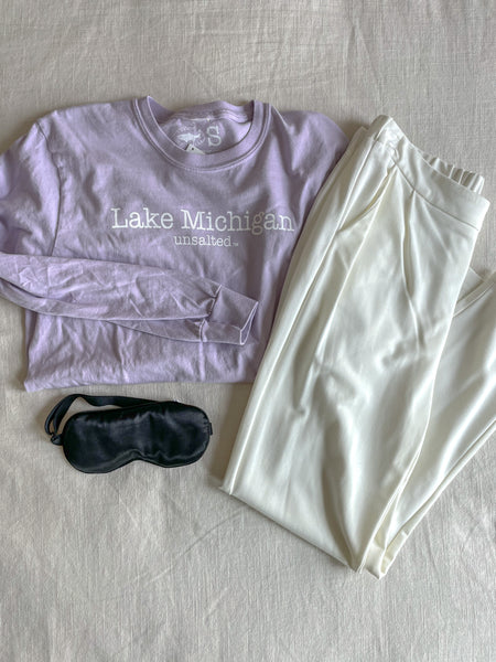 Pajamas, Unsalted Brand, Lounge Pants, Vacation Outfit