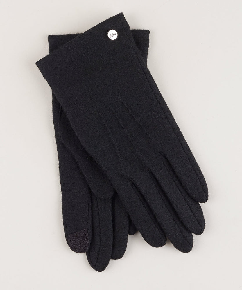 Water Repel Gloves Black