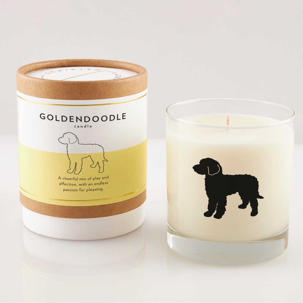 Dog Soy Candles