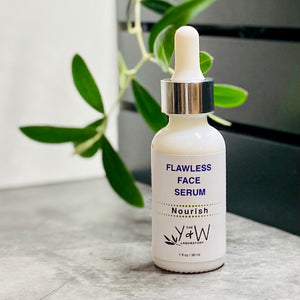 Organic Flawless Face Serum