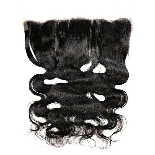 Brazilian Body Wave Lace Frontal - reine-of-beauty