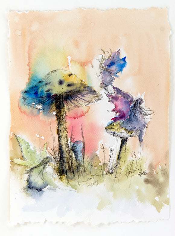 Fairie Toadstool