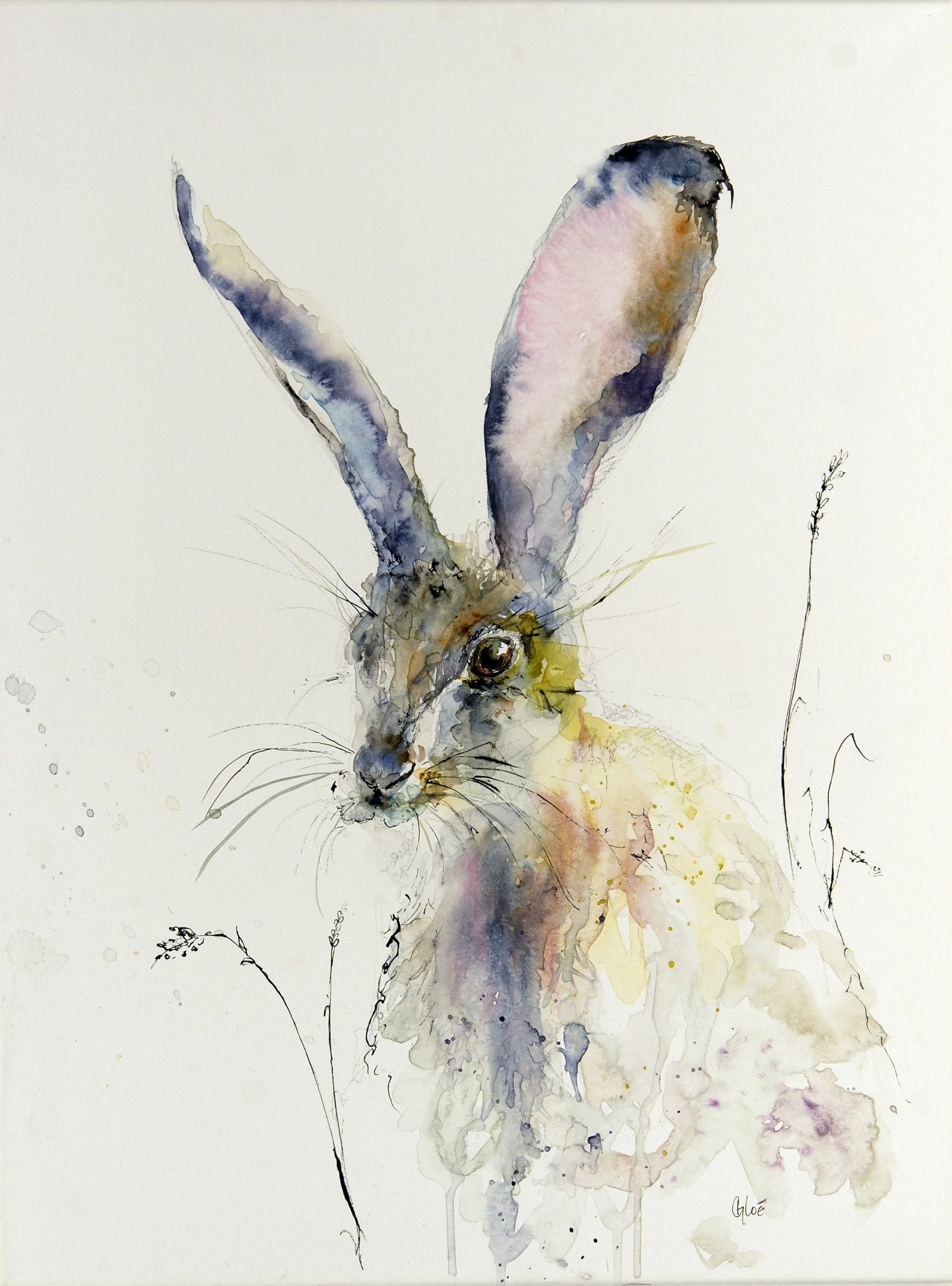 """Antique Hare"""