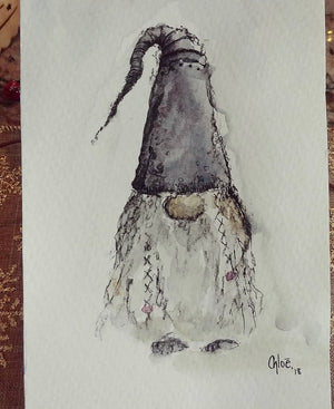 Swedish Tomte •Sold•
