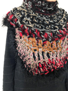Day and Night Scarf