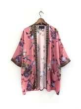 Load image into Gallery viewer, This Time Tomorrow Kimono / M
