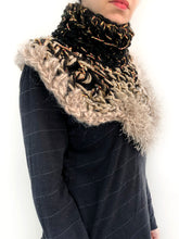 Load image into Gallery viewer, Unique Crotchet Cowl Scarf