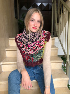 April In Paris Scarf