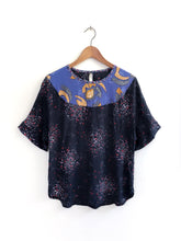 Load image into Gallery viewer, Midnight Blue Blouse SAMPLE / M