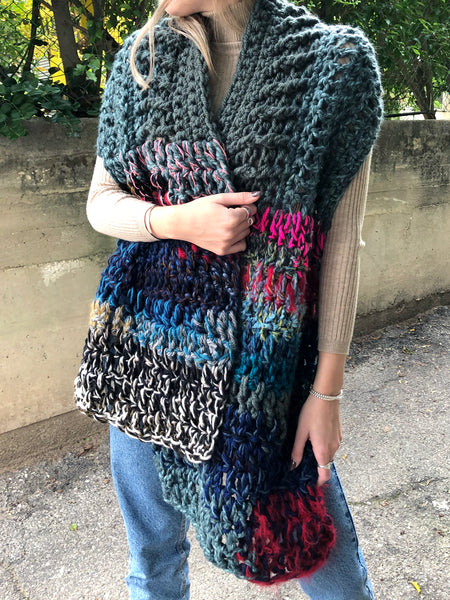 Be My Baby Shawl