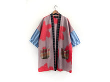 Load image into Gallery viewer, Linen Cardigan SAMPLE / L-XL