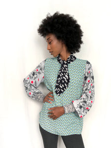 Mustang Sally Blouse
