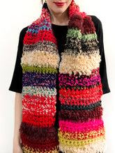 Load image into Gallery viewer, Lovefool Crochet Scarf