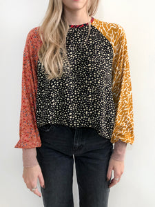 Autumn In New York Blouse / S
