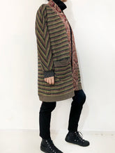 Load image into Gallery viewer, I Got Stripes Cardigan / M-L