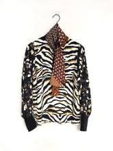 Load image into Gallery viewer, Cool Cat Blouse / XS