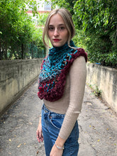Load image into Gallery viewer, Blue Bayou Cowl Scarf