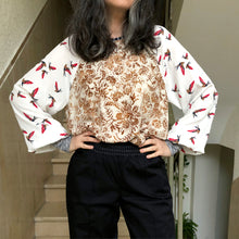 Load image into Gallery viewer, Who Loves The Sun Blouse