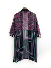 Load image into Gallery viewer, Purple Kimono SAMPLE / M-L