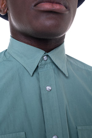 Green Steelworker Shirt