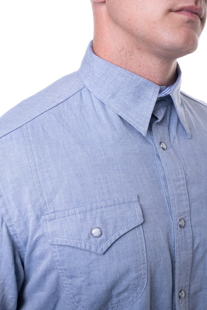 Lightweight Denim Shirt Limited Edition