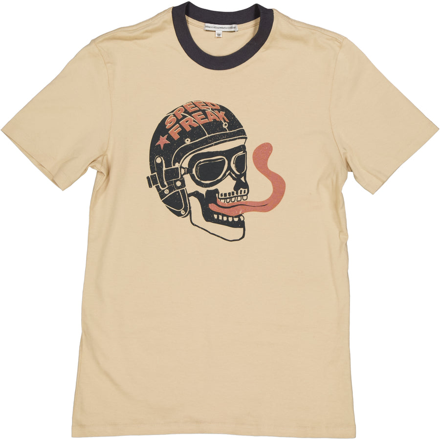 Speed Freak Retro Tee