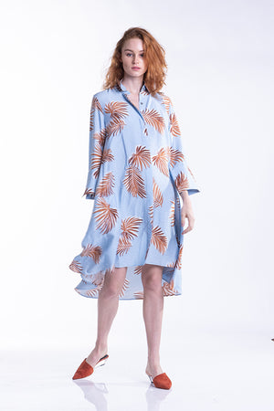 Take Me to the Tropics Tent Dress